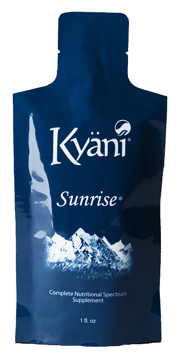 Kyani Sunrise for Energy