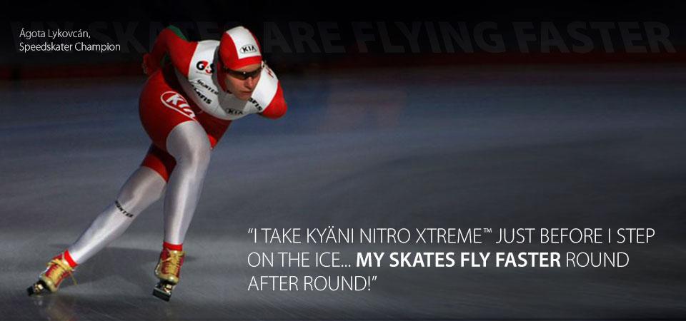 Speed Skating Kyani
